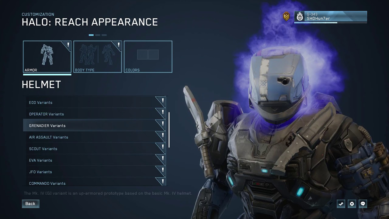 Halo Reach Mcc Pc Unlock All Armour Online Glitch Patched