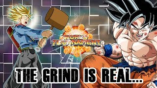 THE WORLD TOURNAMENT NOBODY WANTED! NOBODY IS PLAYING!? | DRAGON BALL Z DOKKAN BATTLE