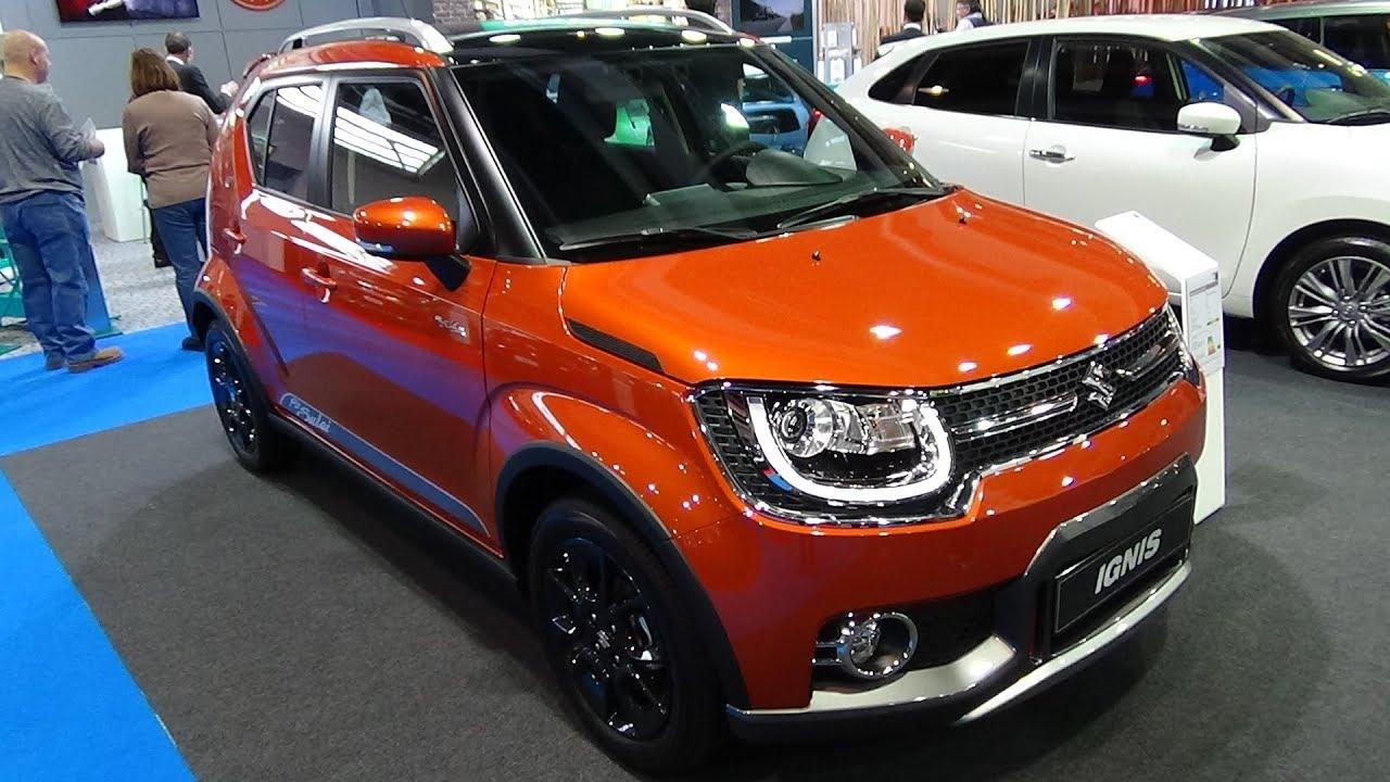 2019 Suzuki Ignis 1.2 Piz Sulai Top 4x4
