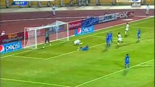 أهداف مباراة الزمالك والإنتاج الحربي نجوم مصرية