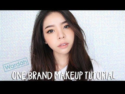 One Brand Makeup Tutorial - WARDAH (Eng Subs) | Erna Limdaugh