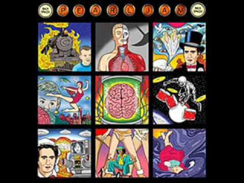 pearl jam backspacer full album youtube