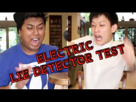 ELECTRIC LIE DETECTOR TEST! (ft. Dee Kosh)