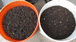How to Store Finished Compost