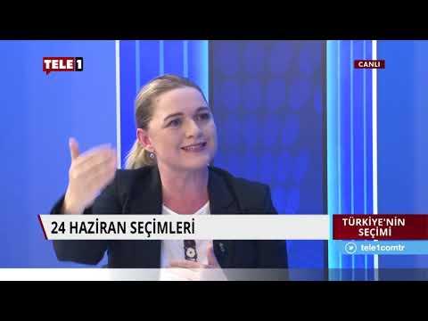 Türkiye'nin Seçimi (1 Haziran 2018) | Tele1 TV
