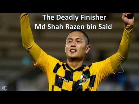 The Deadly Finisher: Md Shah Razen bin Said