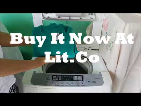 The Mega Triple Wash Commercial
