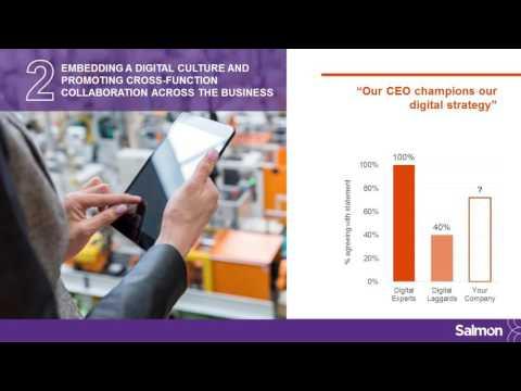 5 Key Factors for Digital B2B Ecommerce Success