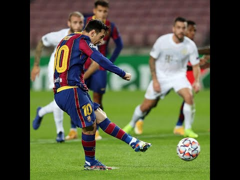 Lionel Messi: Barcelona star can't Score Free kicks