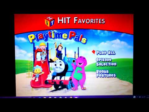 HIT FAVORITES- Playtime Pals