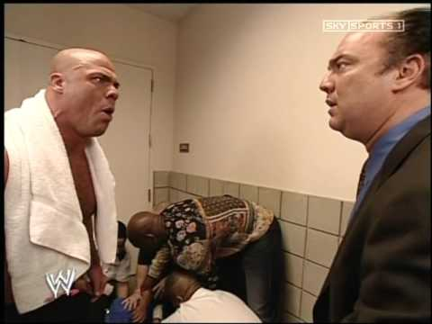 Kurt Angle & Paul Heyman [2004-02-19]