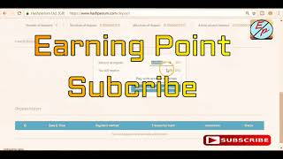 Bitcoin Earning Free With 135 gh/s Power New Mining Site, Earn Free Bitcoin with EarningPoint