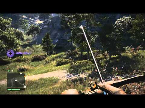 Far Cry 4 - Where to find Honey Badger, Assam Macaque, Snow
