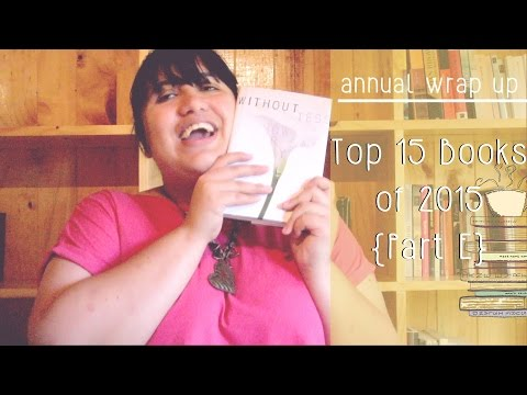 Annual Wrap Up | Top 15 Books of 2015 (Part E)