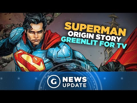 Superman Prequel Show Krypton Reportedly Set For Pilot Order - GS News Update
