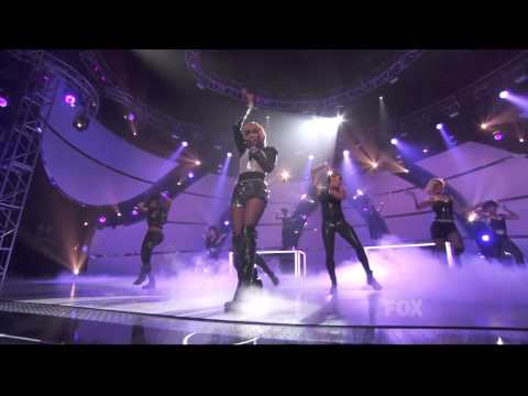 Keri Hilson - Lose Control Live On So You Think You Can Dance US