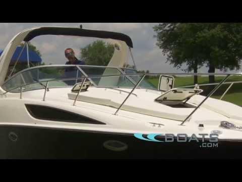 Bayliner 285 SB Boat Review / Performance Test