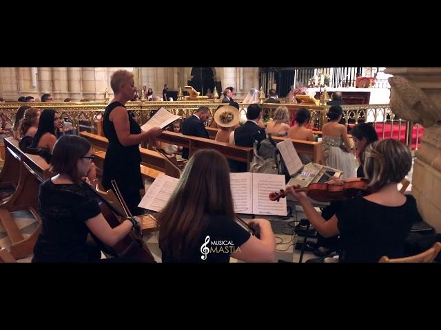 🎼 Gloria | Grupos Musicales Cartagena Murcia | Violinista Murcia | Musical Mastia