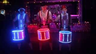 Шоу барабанщиков Ноу Хау -