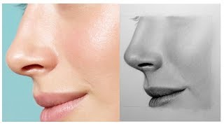 How to Draw Realistic Skin