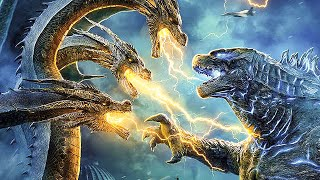 GODZILLA 2: KING OF THE MONSTERS - 8 Minutes Clips + Trailers (2019)