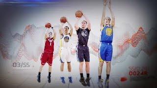 NBA《スポーツサイエンス》クレイのシューティングスキル(2015年)