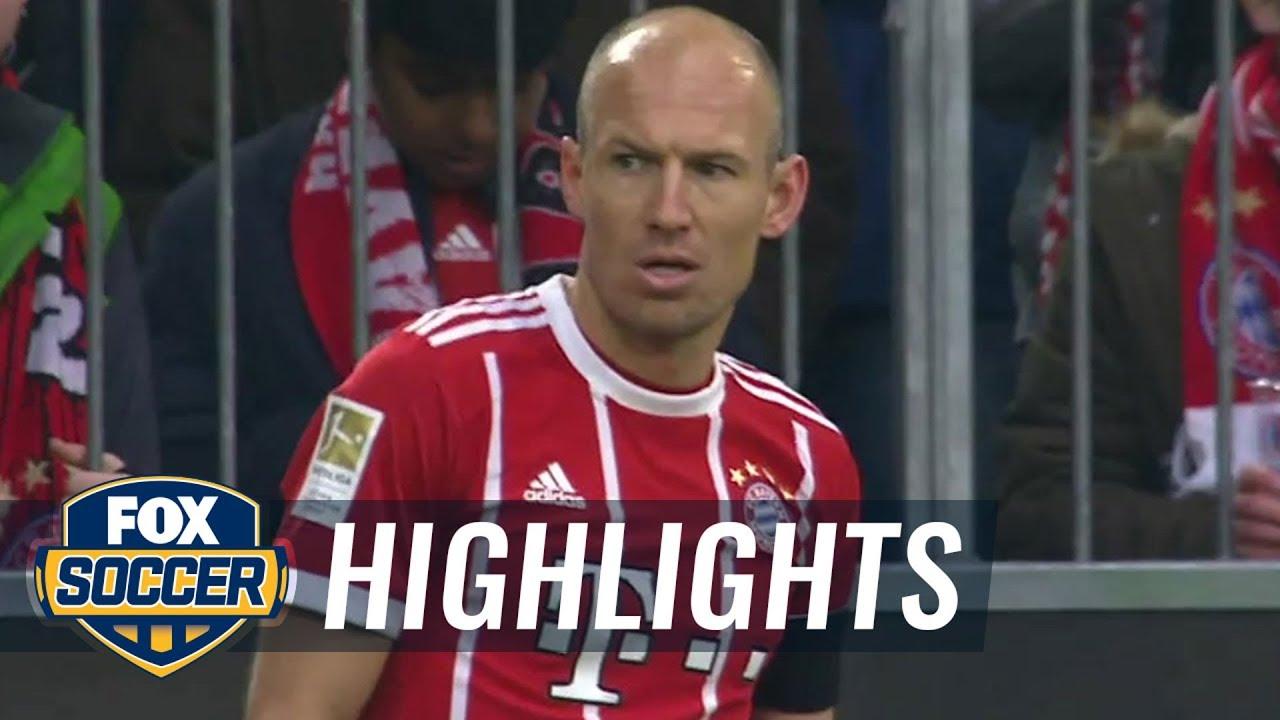 hoffenheim bayern highlights