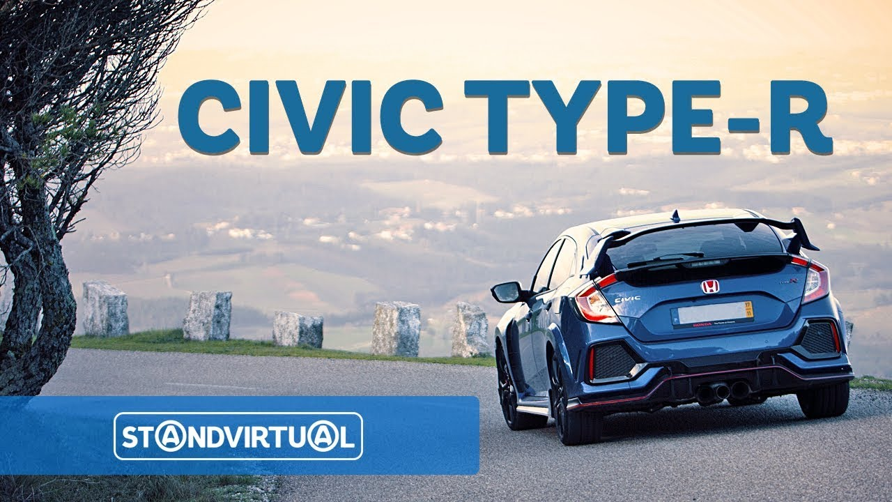 "2018 Honda Civic Type-R   Test Drive ""The Car Lounge ..."