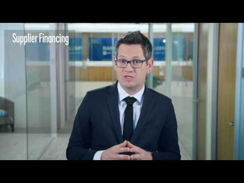 Global Trade Solutions: Receivables Purchasing and Supplier Financing