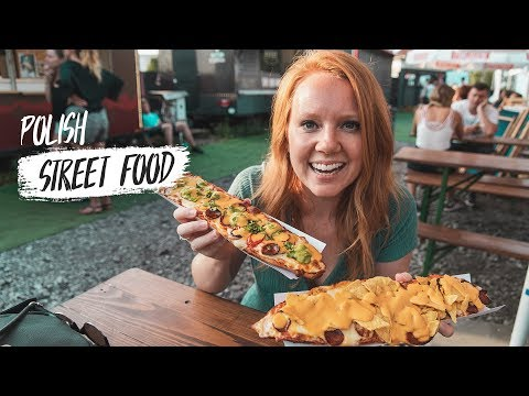 Tasting The BEST POLISH STREET FOOD! +  Final Day In Poland! (Poznań, Poland)