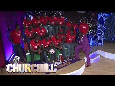 Kenya National Rugby 7's team