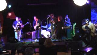 Fireman Blues - Live at The Alley