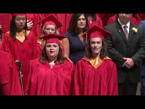 Williamsville East HS 2017 Graduation
