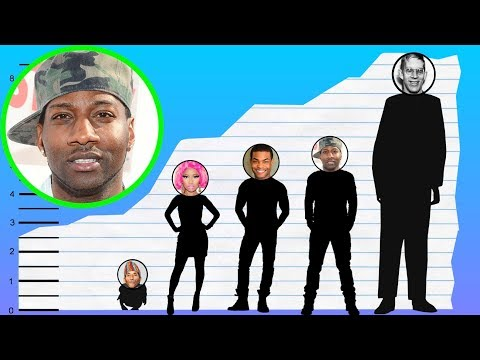 How Tall Is DeStorm Power? - Height Comparison!