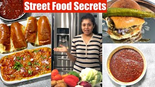 Street Food Secrets Chutney Big Batch Cooking Restaurant Treats at Home Video Recipe Bhavna'sKitchen