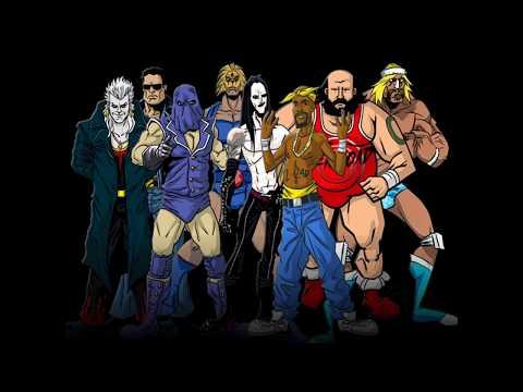 80s Mania Wrestling Returns Mobile Game