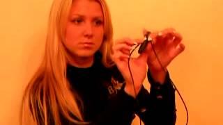Spy cheating earpiece bluetooth microphone ,+91-9805098560
