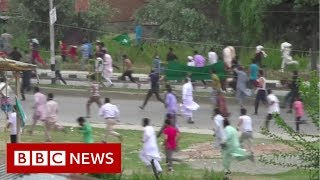 Скачать Tear Gas At Kashmir Rally India Denies Happened BBC News