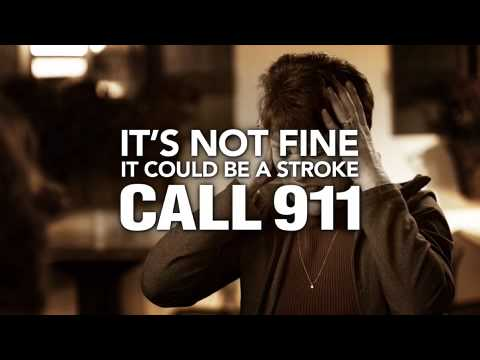 stroke symptoms youtube  Stroke Symptom: Headache-Call 911 - YouTube