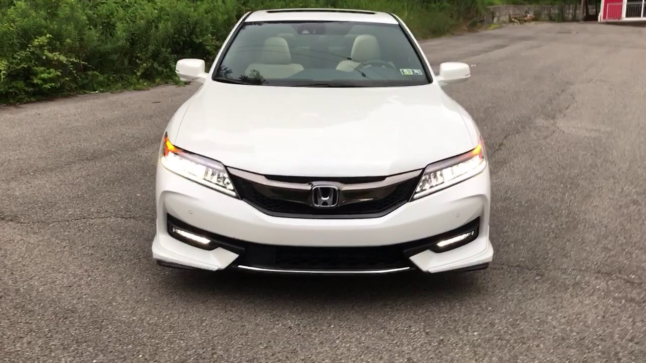 Latest Updates On My 2017 Accord Touring Hfp V6 Coupe
