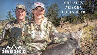 Chelsie's Coues - A Husband and Wife Deer Hunt with Austin Atkinson