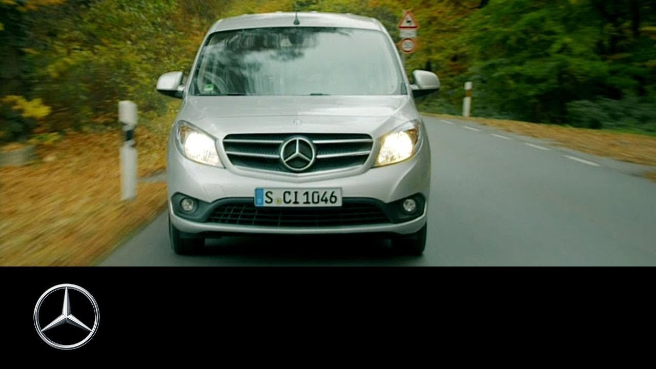5 reasons why the Mercedes-Benz Citan is the perfect family van