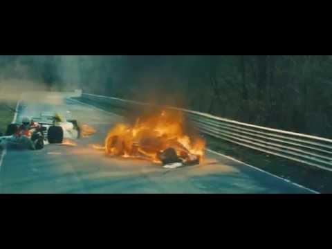 Niki Lauda crash from Rush streaming vf