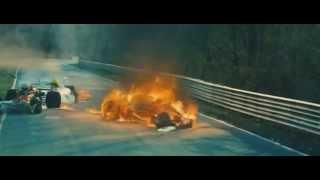 Niki Lauda crash from Rush