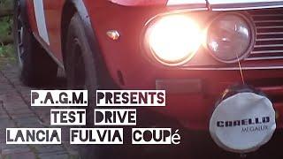 Test Drive Lancia Fulvia Coupé 3