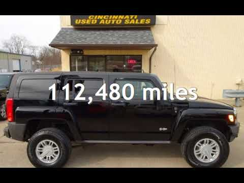 2008 Hummer H3 for sale in Cincinnati, OH