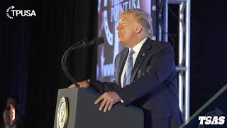 President Trump Speaks at the Teen Student Action Summit