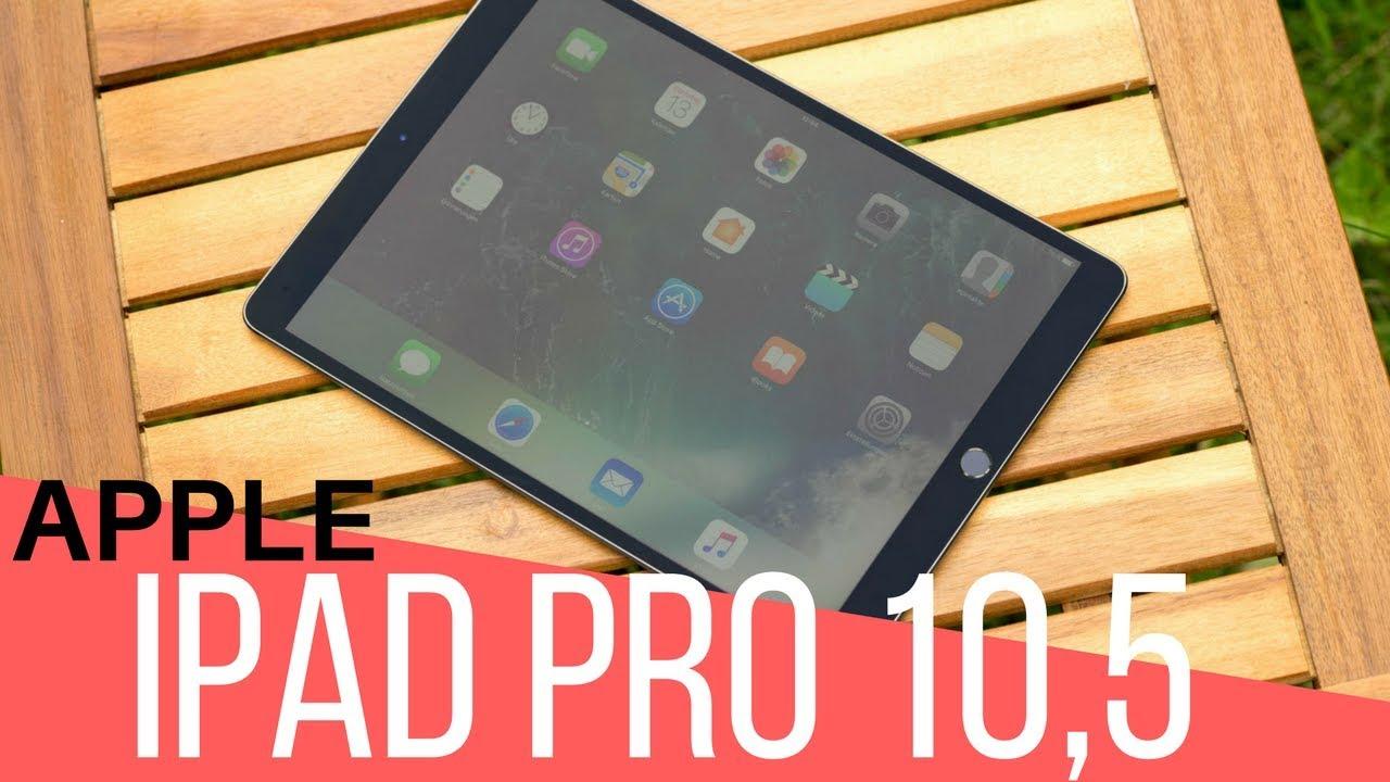 "Apple iPad Pro 10.5"" Unboxing - 4K - Techcheck - YouTube"