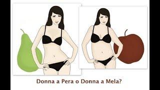 Fisico Donna - Ginoidi vs Androidi - Allenamento e Alimentazione Ideale