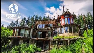 Video Whimsical Forest Village Built from Raw and Reclaimed Materials download MP3, 3GP, MP4, WEBM, AVI, FLV Oktober 2018